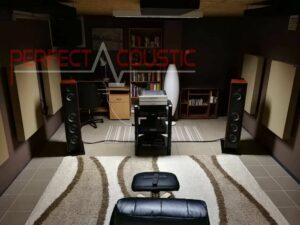 traitement acoustique de home cinéma (2)-Panneau acoustique 3D