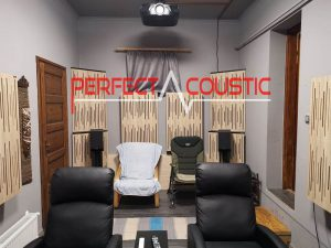 traitement acoustique par Perfect Acoustic